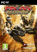MX Vs. ATV: Alive Plus Supercross (Mac/PC DVD)