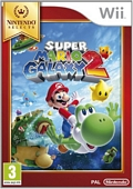 Mario Galaxy 2 Select (Nintendo Wii)