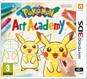 Pokemon Art Academy (Nintendo 3DS)