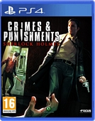 Crimes and Punishments Sherlock Holmes (PS4)