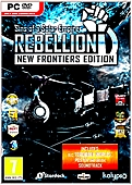 Sins Of A Solar Empire: Rebellion - New Frontiers Edition (PC DVD)