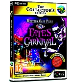 Mystery Case Files: Fate's Carnival Collector's Edition (PC DVD)