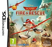 Disney Planes: Fire and Rescue (Nintendo DS)