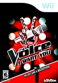 The Voice W/Microphone