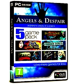 Angels and Despair - 5 Game Pack (PC DVD)