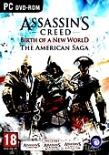 Assassin's Creed The American Saga Collection (PC DVD)