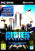Cities Skylines Deluxe Edition (PC DVD)