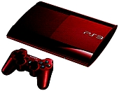 Best Price for Sony PS3 500GB Garnet Red Console