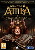 Total War Attila: Tyrants and Kings (PC CD)