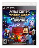 Best Price for Minecraft Story Mode The Complete Adventure PlayStation 3