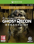 Tom Clancys Ghost Recon Breakpoint Gold Edition