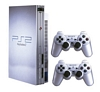 Sony Silver Playstation 2 Console with Extra Contr - from £54.99