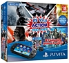 Cheap Prices: Best Price for sony playstation vita console plus action mega pack plus 8gb memory card PS Vita