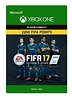 Cheap Prices: Best Price for FIFA 17 Ultimate Team - 2200 FIFA Points Xbox One - Download Code XBox One